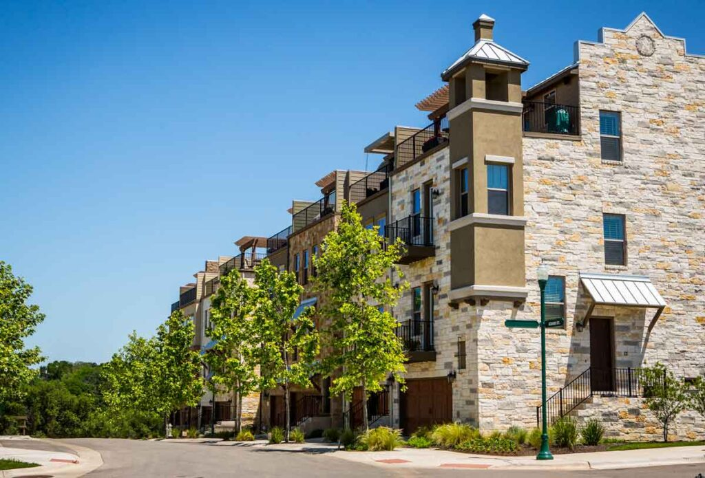 The Brownstone at the Summit Luxury Townhomes for sale at The Summit at Rivery Park
