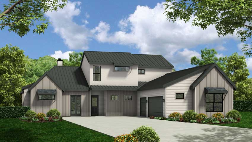 Novak Custom Homes Richmond Floorplan